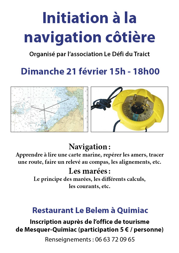 Affiche navigation